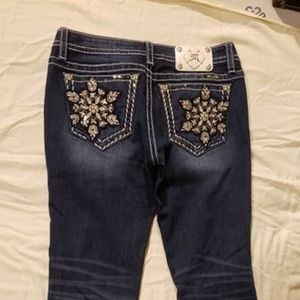 Miss Me Jeans Bootcut/Size 31
